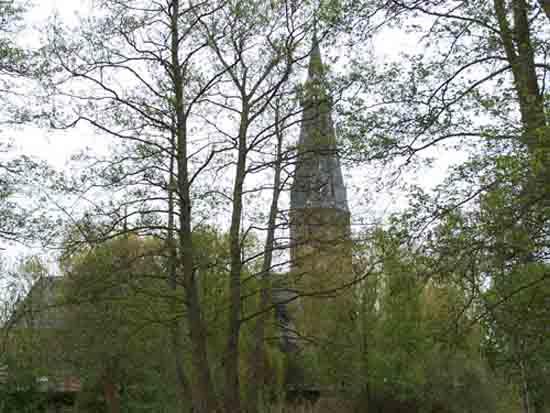 Buitenaanzicht Vanaf het Zwarte Pad / Kerkepad<br><br> 0030_Urbanuskerk_Bovenkerk_0794.jpg