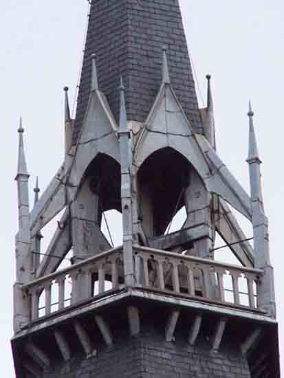 Buitenaanzicht De trans in 2004, tijdens de restauratie van de kerk in 2015 is ook dit aangepast<br><br> 0120_Urbanuskerk_Bovenkerk_0549.jpg