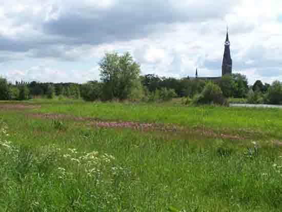 Kleine-Noord Mooi landschap bij en uitzicht op Bovenkerk<br><br> 2450_Kleine_Noord_1312.jpg