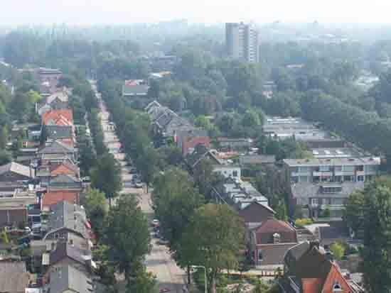 Uitzicht-Toren Uitzicht op de Noorddammerlaan<br><br> 2640_Uitzicht_vanaf_Urbanustoren_2409.jpg