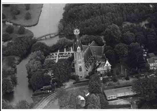 Oude-Opnames Urbanuskerk 1950<br><br> 8020_Historisch_Bovenkerk_Urbanuskerk1950.jpg