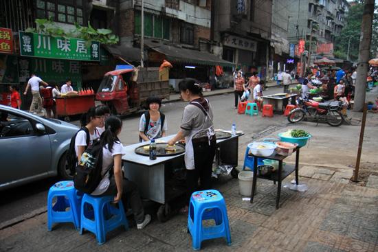 Kaili Kaili - provincie Guizhou <br>Streetlife<br><br> 0020_1250.jpg