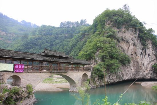 Shiqiao Wind en regen brug bij Shiqiao<br><br> 0270_1354.jpg