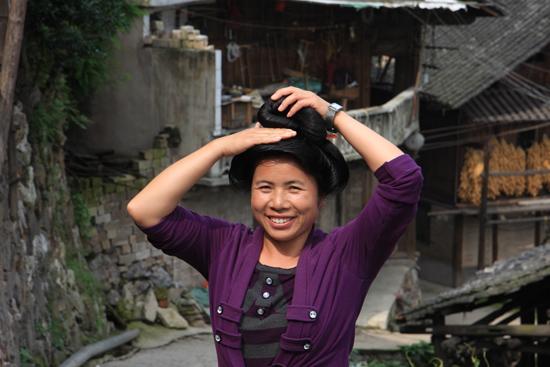 Shiqiao Zit mijn haar nog goed?<br><br> 0340_1381.jpg