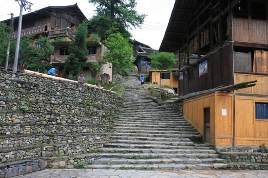 Langde Straatbeeld van Langde : veel klimmen en dalen<br><br> 0470_1497.jpg