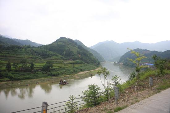 Chengyang Op weg naar Longji<br><br> 1510_2147.jpg