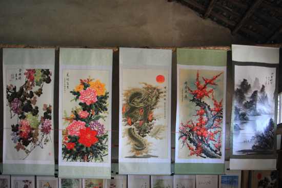Yangshuo1 Waaier atelier in Fuli 1960_2486.jpg