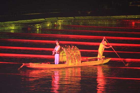 Yangshuo2 Impression Liu Sanjie show in Yangshuo<br><br> 2150_2834.jpg