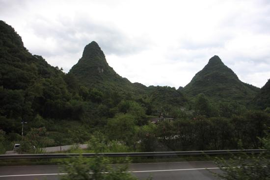 Yangshuo2 Karstbergen rondom Yangshuo<br><br> 2250_3065.jpg