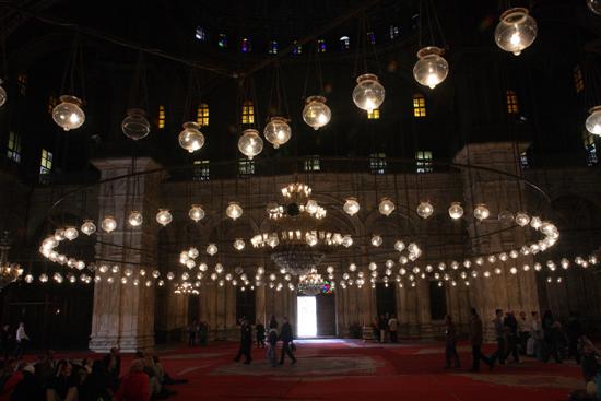 Cairo Cairo - Citadel of Salah Al-Din<br>Mohammed Ali moskee 0040-Cairo-Mosque-of-Mohammed-Ali-1713.jpg