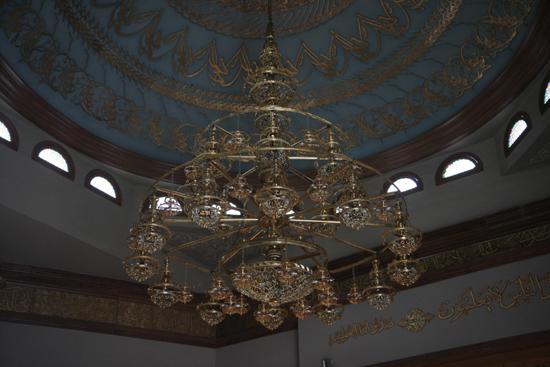 Alexandrie1 Alexandrië - Kleine moskee op de boulevard 0310-Alexandrie-Boulevard-1956.jpg