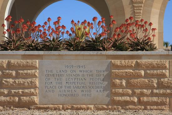 Alexandrie2 Begraafplaats voor in WO II gesneuvelde militairen van het Gemenebest in de Slag bij El Alamein 0480-El-Alamein-war-cemetry-2067.jpg