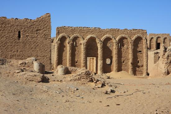 Mut Necropolis of Al-Bagawat (4th - 6th century)<br>Een van de best bewaarde christelijke begraafplaatsen van de wereld 1170-Al-Bagawat-Necropolis-3162.jpg