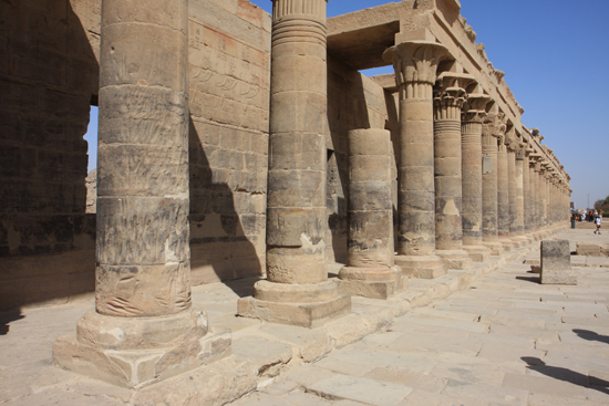 Philae Temple of Isis - Philae (circa 250 BC)  1350-Philae-Temple-of-Isis-3295.jpg