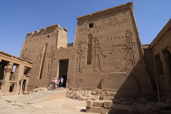 Philae Temple of Isis - Philae (circa 250 BC)  1380-Philae-Temple-of-Isis-3310.jpg