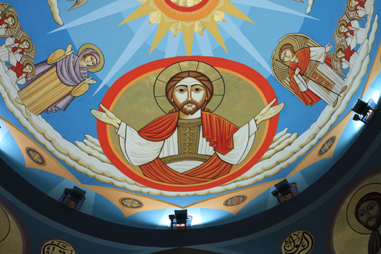 Aswan Koptische kathedraal - Aswan 1490-Aswan-Koptische-kathedraal-3389.jpg