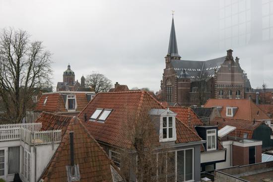 Kantongerecht Fraai uitzicht op Hoorn vanaf het dakterras Kantongerecht_Hoorn_1044.jpg
