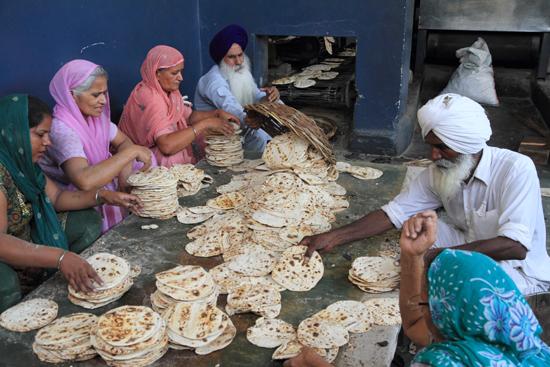 Amritsar1 Bakkerij - gedeelte<br><br> 0180-Amritsar-Gouden-Sikh-tempel-2482.jpg