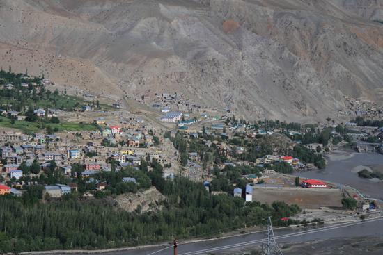 Kargil Uitzicht over Kargil<br><br> 2010-Kargil-Ladakh-3966.jpg