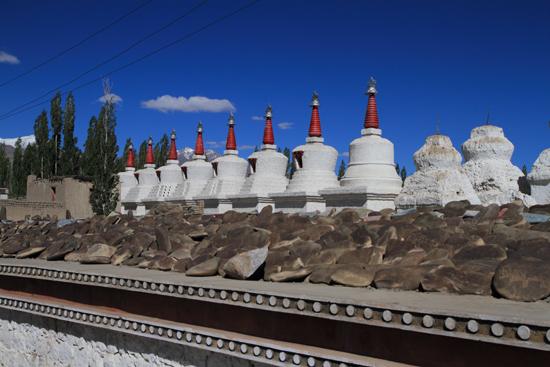 Shey Stupa's en manistenen<br><br> 2870-Shey-klooster-Ladakh-4636.jpg