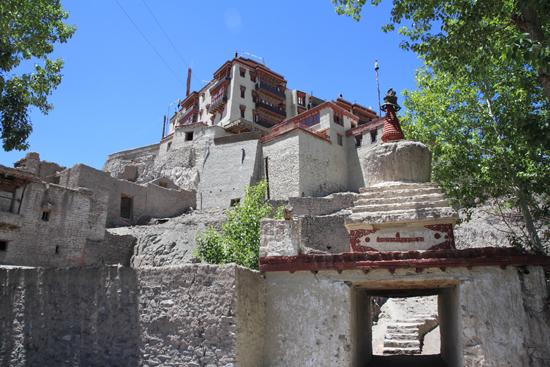 Stok Stok klooster<br>Was weer een hele klim<br><br> 3090-Stok-klooster-Ladakh-4721.jpg