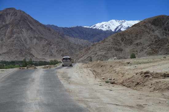 Chemday Opnieuw op pad in de omgeving van Leh<br>in steeds wisselend landschap<br><br> 3220-Omgeving-Leh-4785.jpg