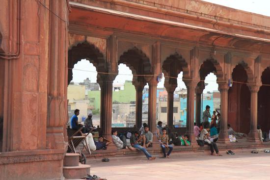 Ladakh-Delhi <br><br> 4000-Jama-Mashid-Delhi-5184.jpg
