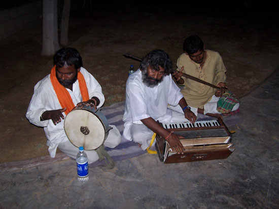 Bikaner Traditionele muziekgroep in Bikaner Muziekgroep-India_2856.jpg