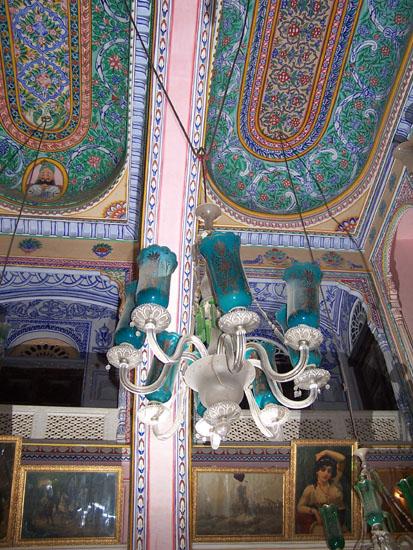 Mahansar Prachtig gedecoreerde plafonds Plafondschildering-Shekawati_2684.jpg