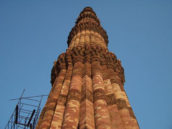Delhi Delhi - Qutab minar complex (72,5 m hoog) Qutab-Minar-Complex-Delhi_2524.jpg