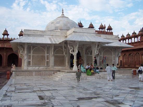 Fatehpursikri Salim Chisti's Tomb (1570) Salim-Chisti's-Tomb-Fatehpur-Sikri_3872.jpg