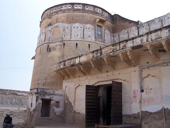 Mahansar Het Narayan Niwas Castle in Mahansar - Shekawati mahansar_2629.jpg