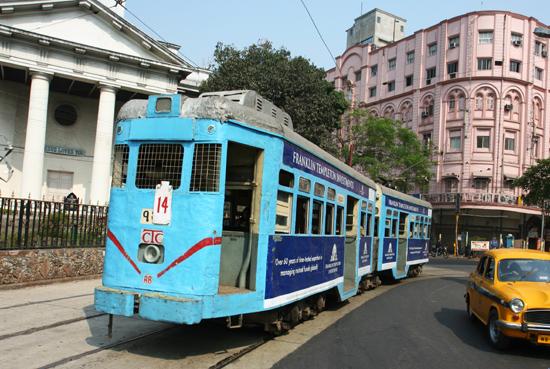 Kolkata1 City tram Lijn 14 in Kolkata 1480_2927.jpg