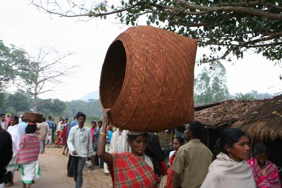 Adivasi-Tour3 Enormous braided basket Enorm grote gevlochten mand 2570_4805.jpg