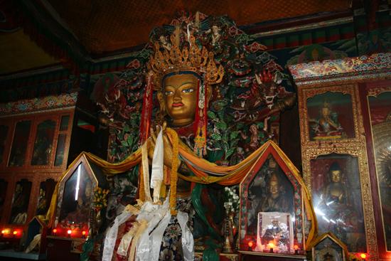 Darjeeling Yiga Choeling Monastery / Yiga Choling Gompa<br><br> 0030_3260.jpg