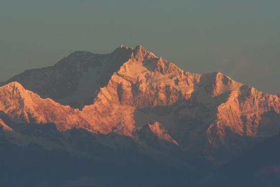 Darjeeling Kanchenjunga (8598 m)Tiger Hill - Darjeeling<br><br> 0060_3338.jpg
