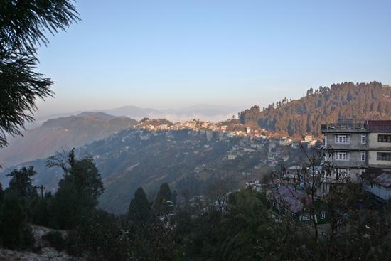 Darjeeling Bebouwde berghellingen van Darjeeling<br><br> 0090_3376.jpg