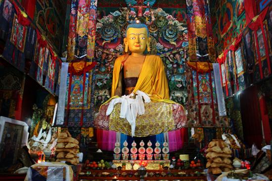 Darjeeling Dunggon Samten Choling Bhuddist Monastery Darjeeling<br><br> 0100_3380.jpg