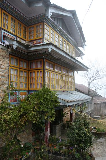 Pelling Pemayangtse Gompa /klooster (2105 m)<br><br> 0260_3500.jpg