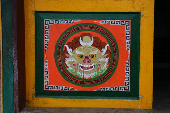 Labrang Prachtige detailschilderingen rondom het klooster<br><br> 0760_3840.jpg