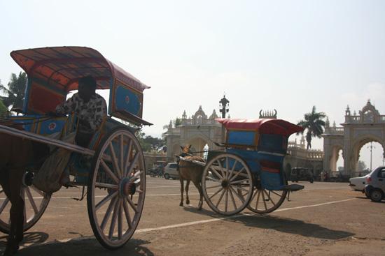 Mysore Paardentaxi IMG_8141.jpg
