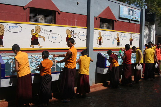 Madikeri BylakuppeTibetian Namdroling Monastry IMG_8310.jpg