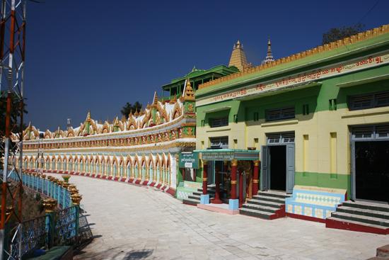Amarapura Sagaing Hill Umin Thounzeh paya (pagode)   1030_5371.jpg