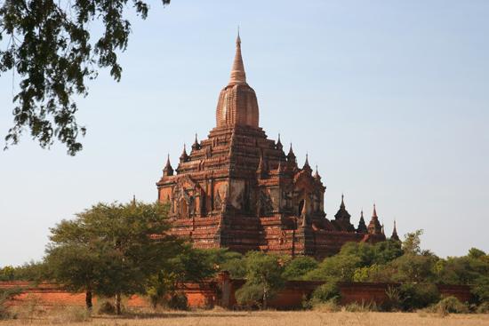 Bagan2 Bagan Honderden pagodes in prachtig landschap   2070_6216.jpg