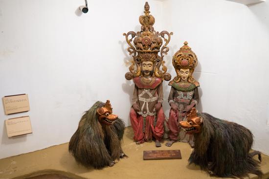 Ambalangoda Museum voor dansmaskers-0260