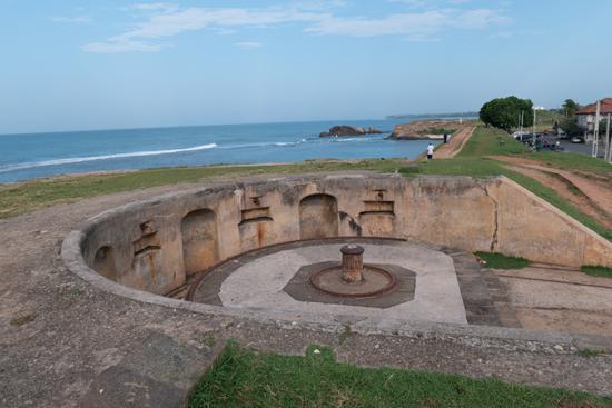 Galle Het Flag Rock fort uit de VOC-tijd-0340