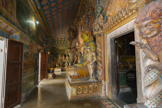 Kotte Wewurukannale - tempel-0800