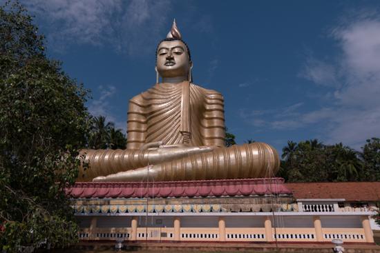 Kotte Wewurukannale - tempel-0850