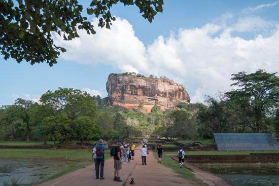 Sigiriya Leeuwenrots  Indrukwekkend en afschrikwekkend, maar toch beklommen-2610