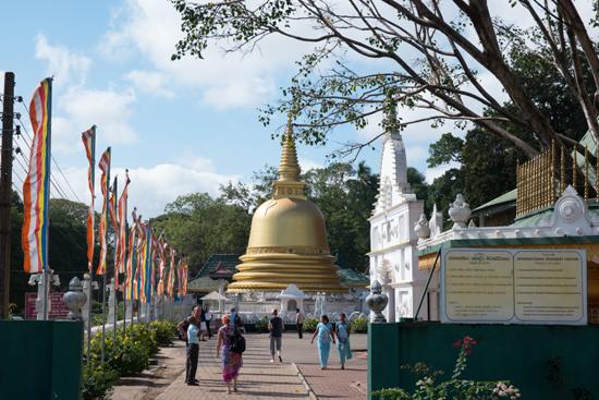 Dambulla Gouden tempel-2750